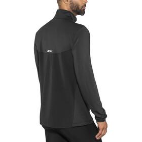 2XU XVENT - Camiseta manga larga running Hombre - negro